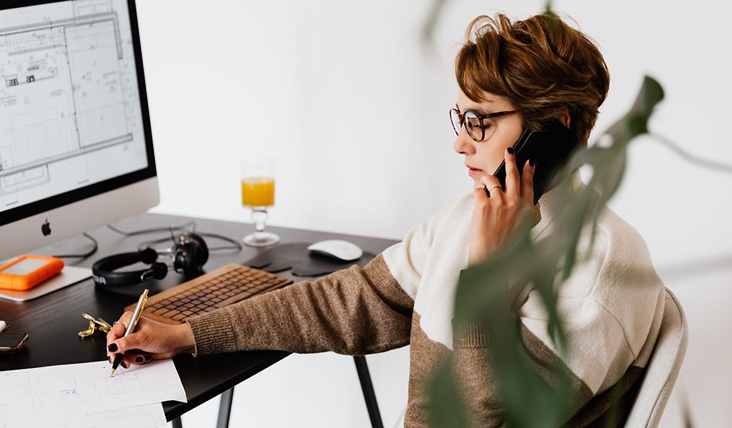 Arbeiten im Home Office fällt Dir schwer?