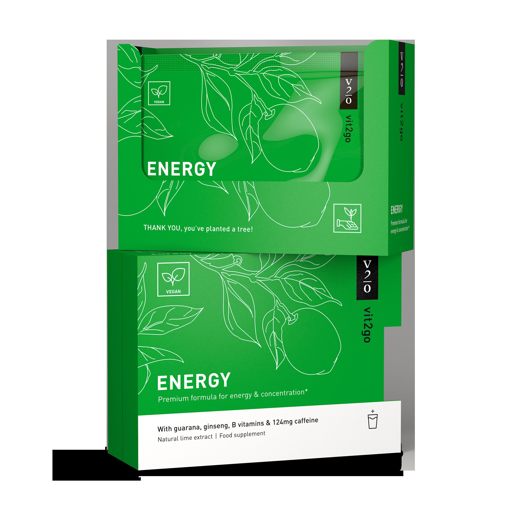ENERGY – 10 SOBRES