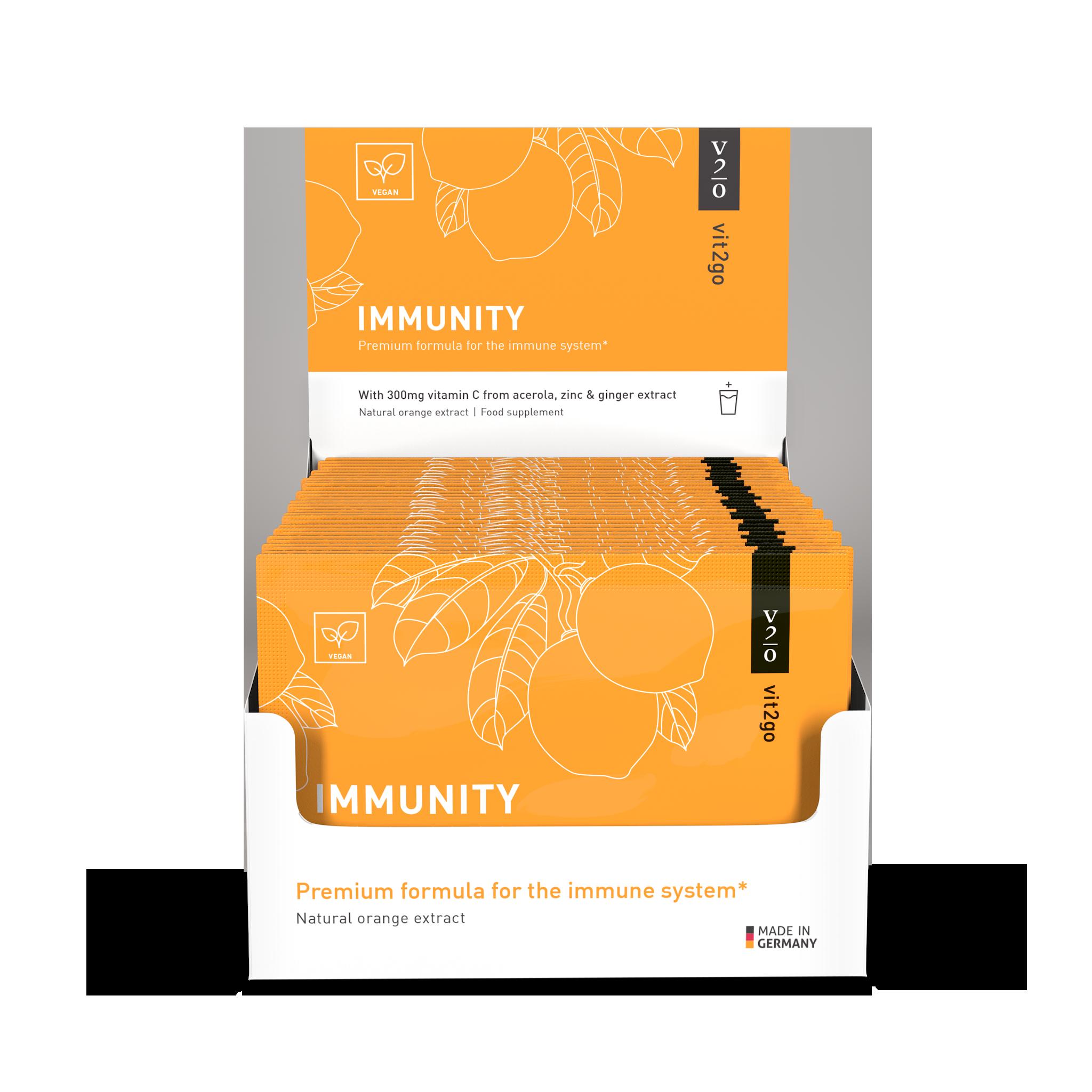IMMUNITY – 30 SOBRES