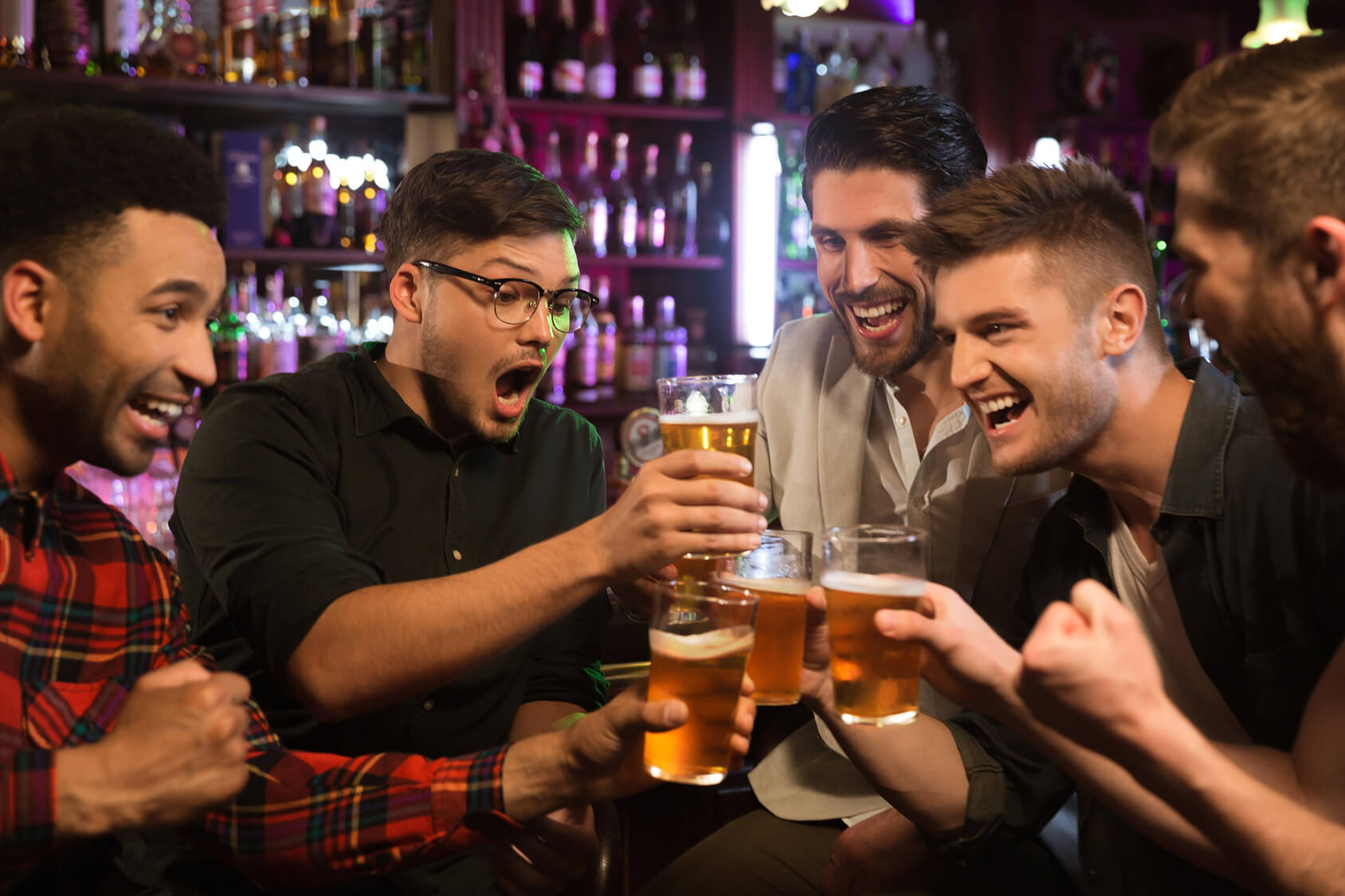 Whenever the beer pints flow like water, Vit2Go! Hangover Aid helps fight the hangover symptoms the next morning.