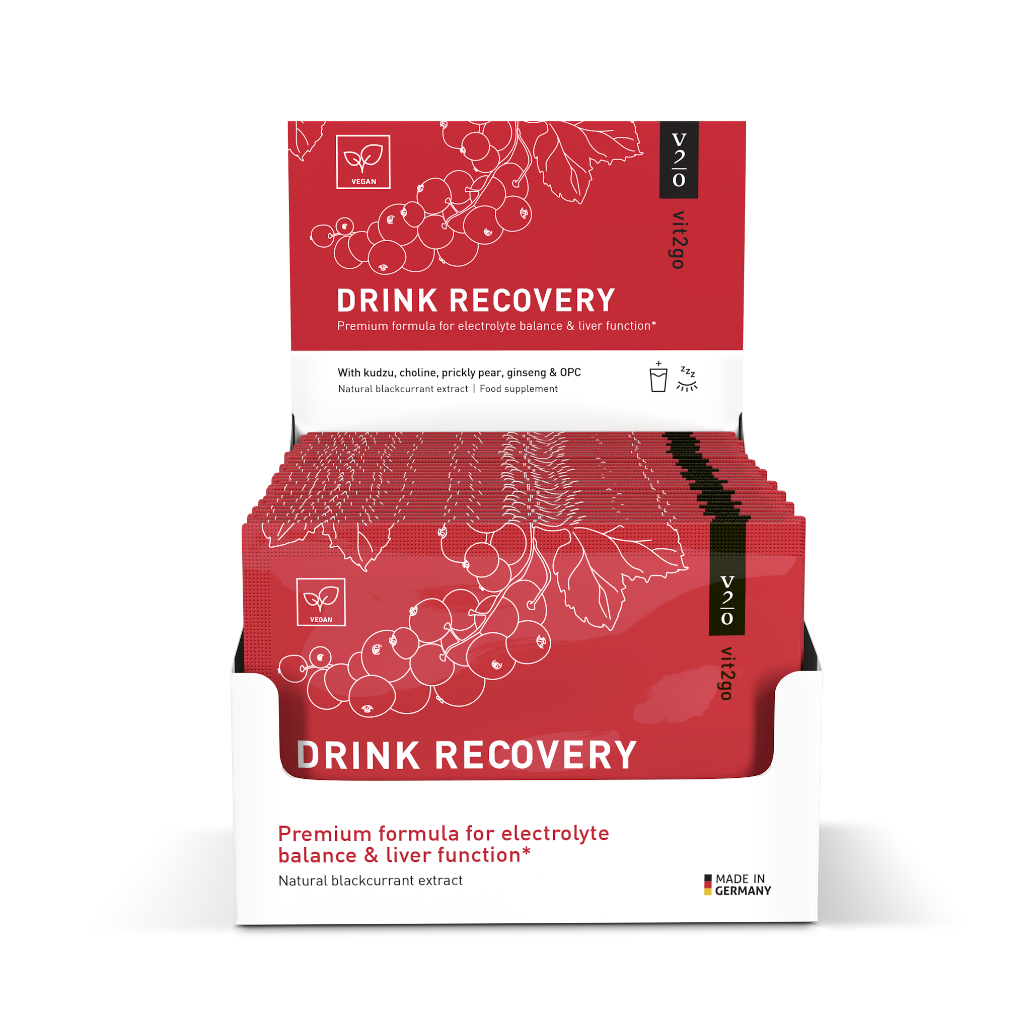 DRINK RECOVERY 30-PACK