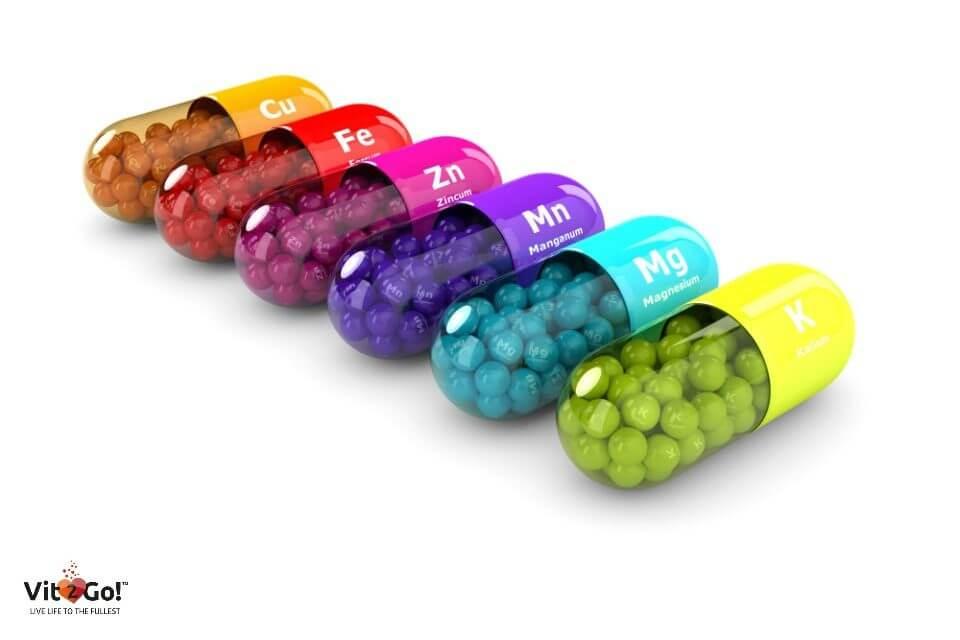Mineralstoffe – Der Antrieb für unseren Körper