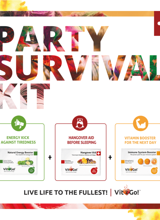 Info Party Survival