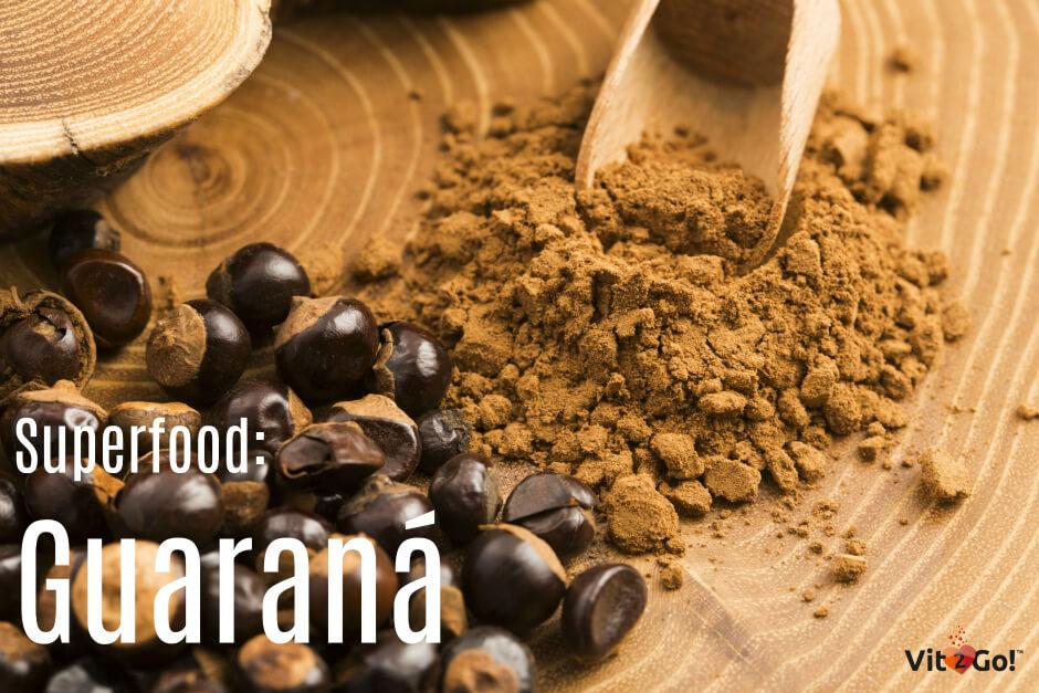 Superfood Guarana – Energie für das Gehirn