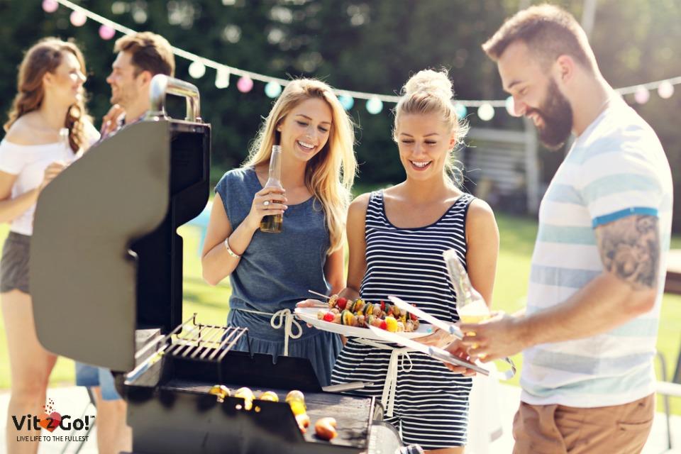 BBQ season – Healthy and tasty recipes