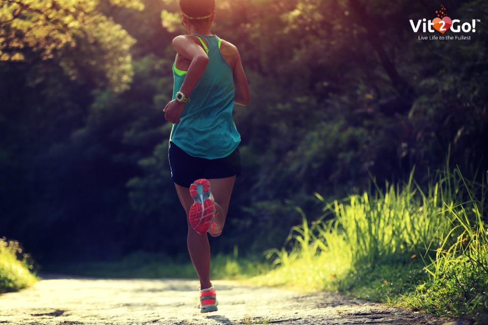 Sport im Sommer – Vorteile des Outdoor Sport