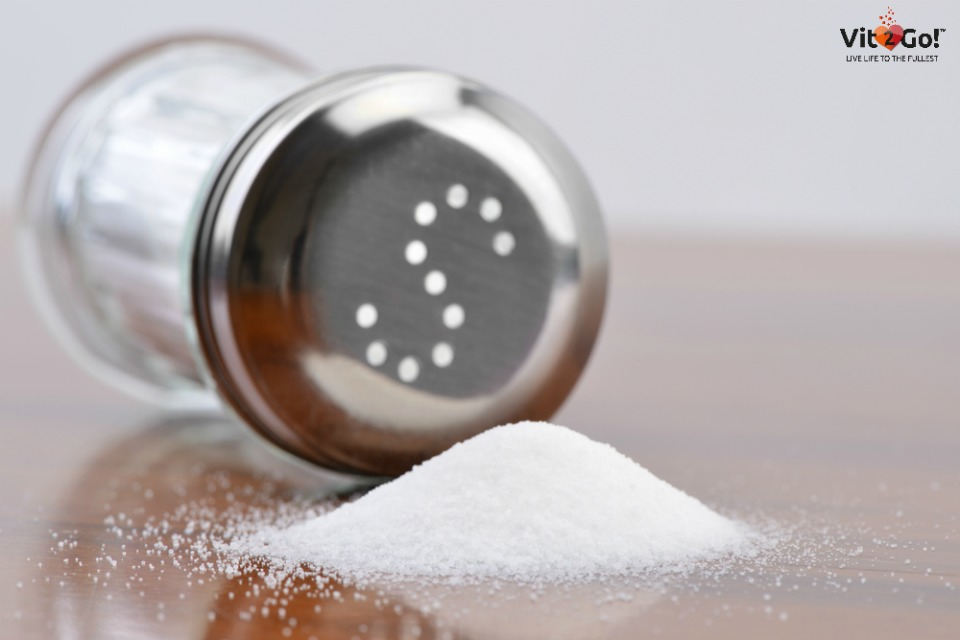 How much salt do we need?