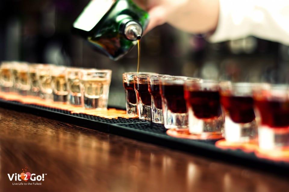 Alkoholkonsum der Deutschen – Wieviel trinken wir eigentlich pro Jahr?