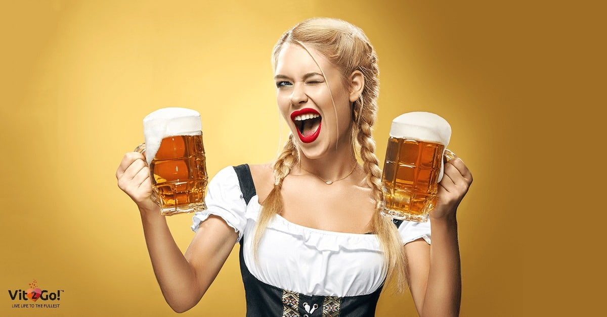 The ultimate guide on how to cure a hangover after Oktoberfest 2018