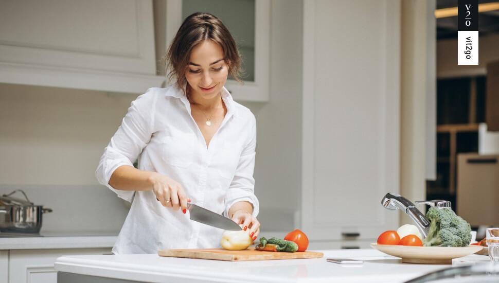 Meal Preparing – Bleiben die Vitamine erhalten?