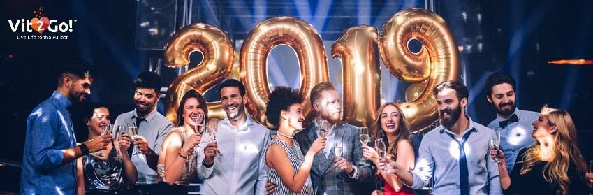 Top 10 Silvesterpartys in Deutschland