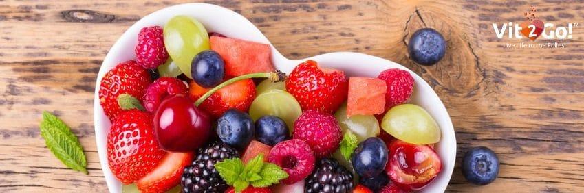Smoothie mit Vitaminen