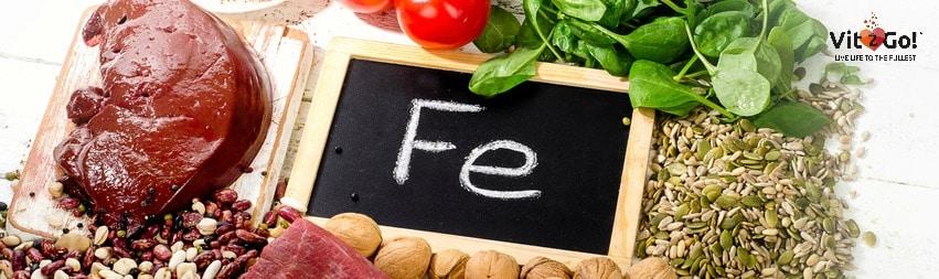 Eisenhaltige Getränke: Stärken sie die Gesundheit?