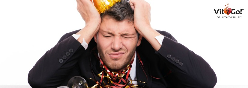 Preventing hangover – not a problem with Hangover Aid!