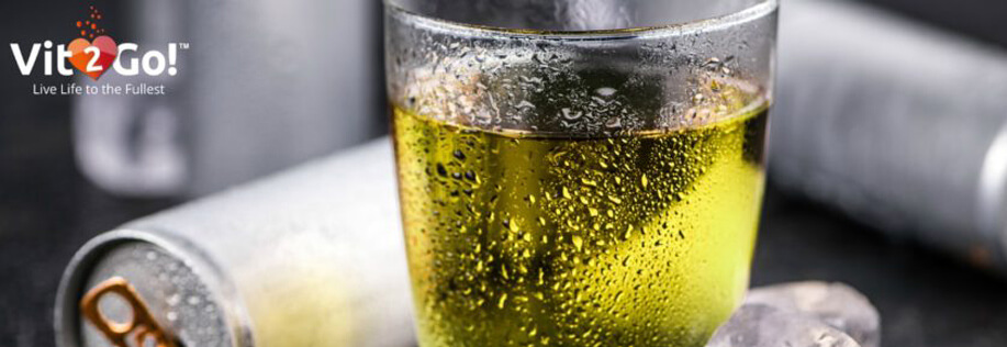 Healthy Energy Drinks – is there really such a thing?