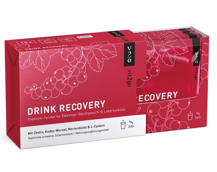DRINK RECOVERY