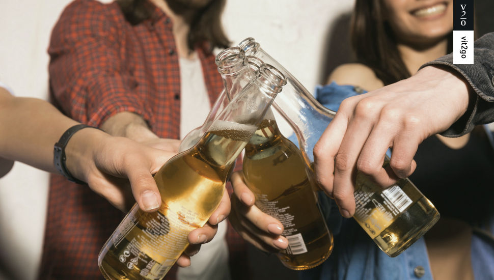 10 Mythen über Alkohol und seine Folgen